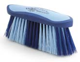 7 Inch Small Equestrian Sport Flick Brush - Blue  - 2179-3