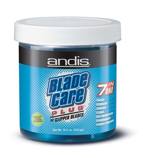 Andis Company Equine 199612 Blade Care+ Jar - Pint