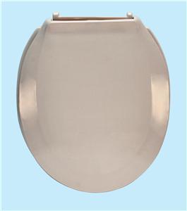 Centoco 440TM-106-A Bone Luxury Plastic Toilet Seat