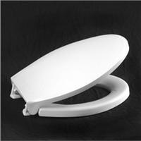 Centoco 8000LC-001 White Lift and Clean Toilet Seat
