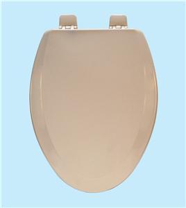 Centoco 900-106-A Bone Premium Molded Wood Toilet Seat