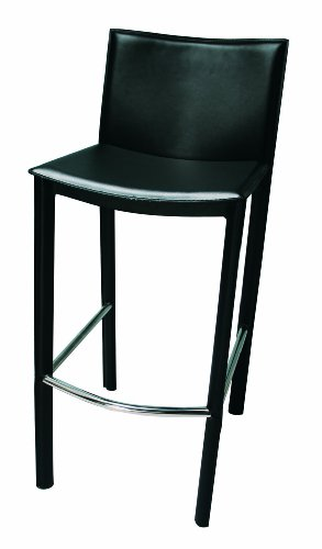 Tag Furnishing 490221 Elston Barstool in Black