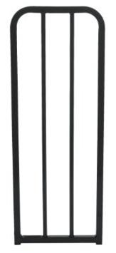 Cardinal Gates BX1-BK 10.5 inch Extension- Black