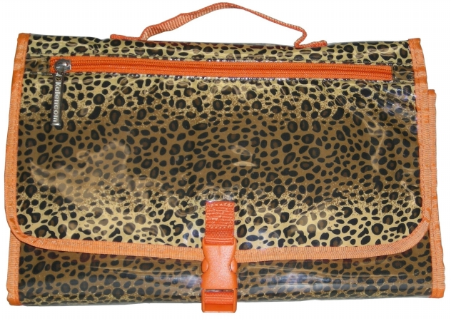 Kalencom 88161132624 Orange Leopard Quick Change Kit