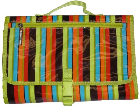 Kalencom 88161132563  Orange Monkey Stripes Quick Change Kit