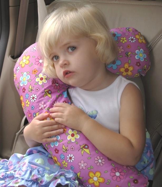 Kalencom 1731flr Floral Seat Belt Snoozer