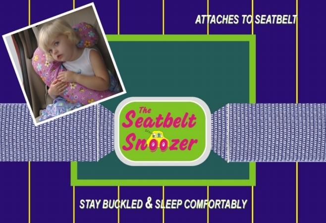 Kalencom 1731hnt Hunter Seat Belt Snoozer