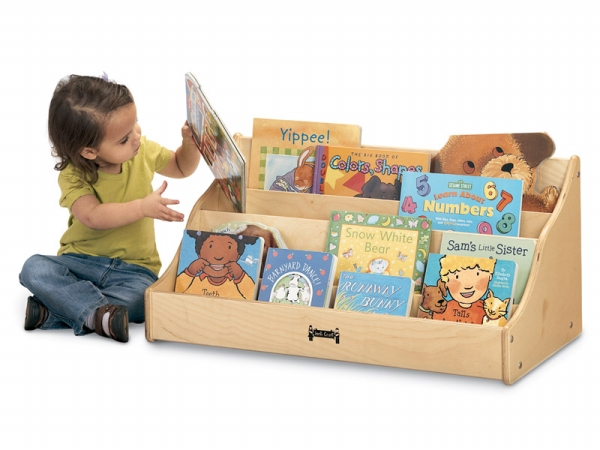 Jonti-Craft 3194JC Jonti-Craft Tiny Tots Pick-A-Book Stand