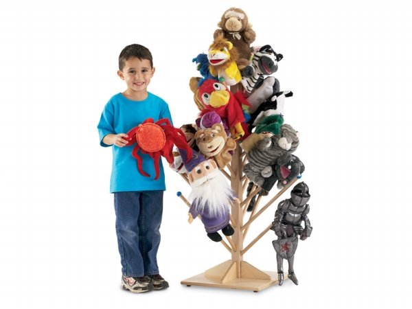 Jonti-Craft 0488JC Jonti-Craft Puppet Tree- 33