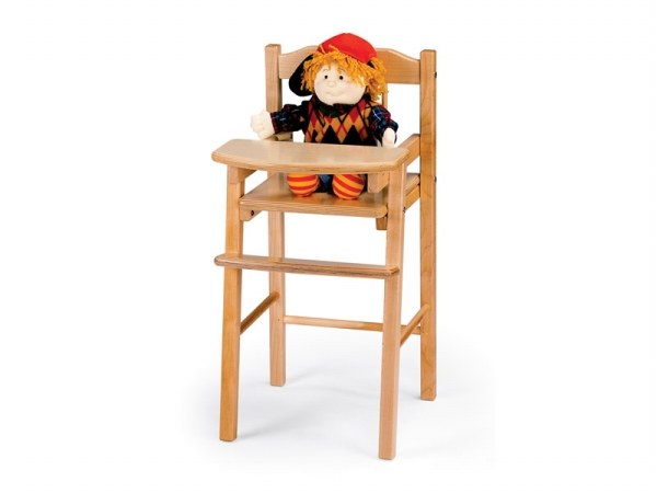 Jonti-Craft 0503JC Jonti-Craft Traditional Doll High Chair
