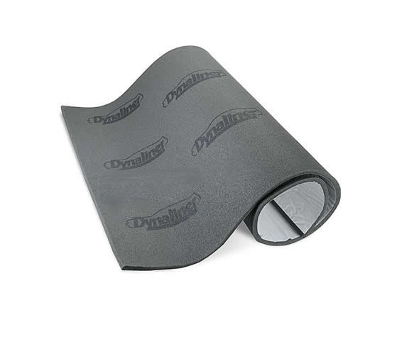 Dynamat 11101 DynaLiner Sound Absorber - One 32 x 54 x 1 / 8 Sheet 12 sq.ft. Total