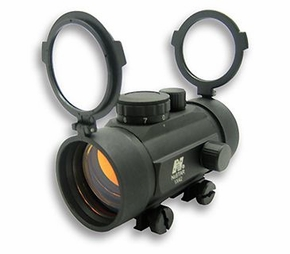 NCStar DBB142 1x42 B-Style Red Dot Sight w/Base