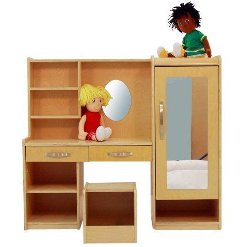 A+ Childsupply F8245 Plywood Vanity for Children