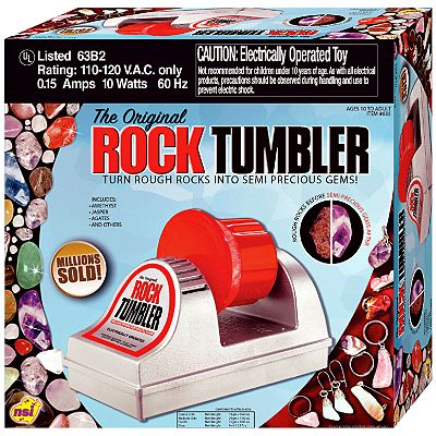 NSI 635 Rock Tumbler Classic