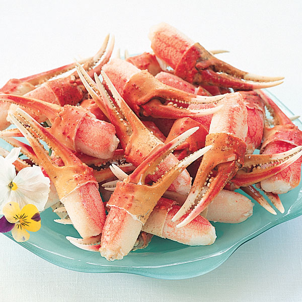 Lobster Gram SNOCL2 2 LBS OF SNOW CRAB CLAWS
