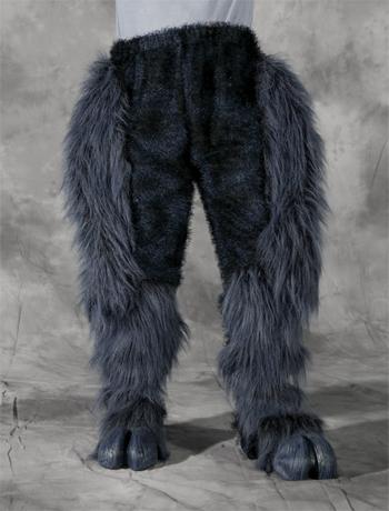 Zagone Studios C1016 Grey Beast Legs