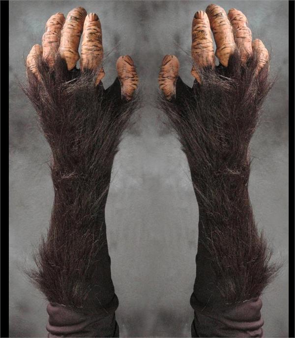 Zagone Studios G1014 Super Action Chimp Gloves