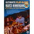 Alfred 00-0725B Ultimate Play-Along Drum Trax- Marco Minnemann - Music Book
