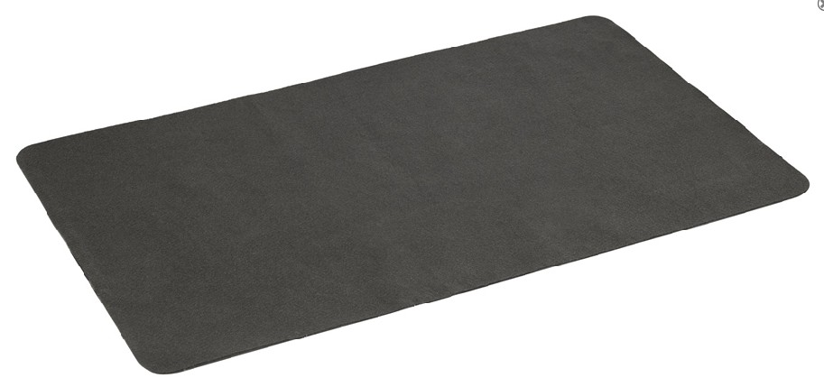 Diversitech SPL-48-C The Gas Grill Splatter Mat- Black