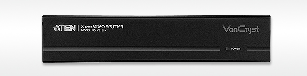 Aten Corp VS138A 8-Port VGA Splitter (450Mhz)