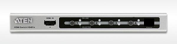 Aten Corp VS481A 4 Port HDMI Switch