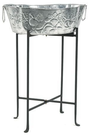 Achla CWI-02 Floor Stand - Black Powdercoat