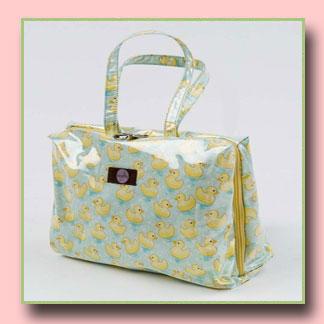 BabyDish Splish-Splash Dish-N-Dat Cosmetic Bag