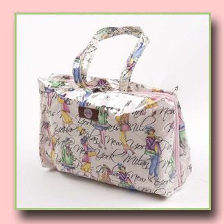 BabyDish Society Dish-N-Dat Cosmetic Bag