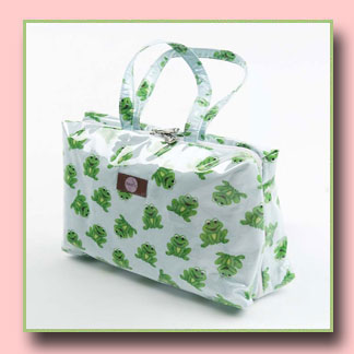 BabyDish Kiss-Me Dish-N-Dat Cosmetic Bag