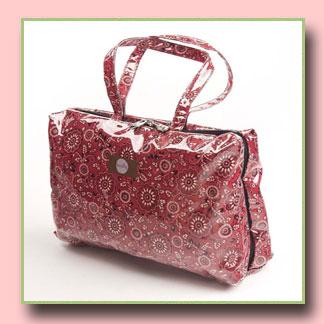 BabyDish Wrangler Dish-N-Dat Cosmetic Bag