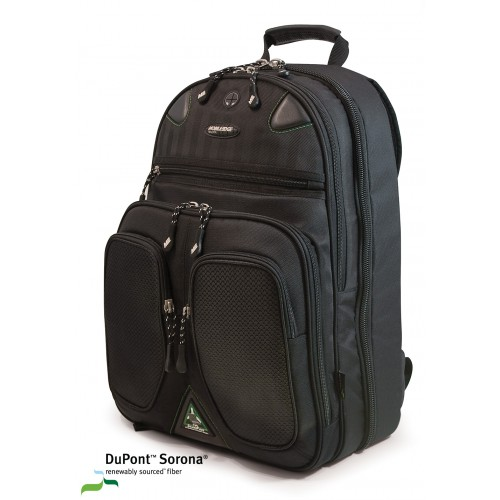 Mobile Edge MESFBP2.0 17.3 in. ScanFast Checkpoint Friendly Backpack 2.0- Black