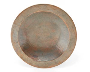 Achla CBB-01 Classic Bird Bath - Antique Copper