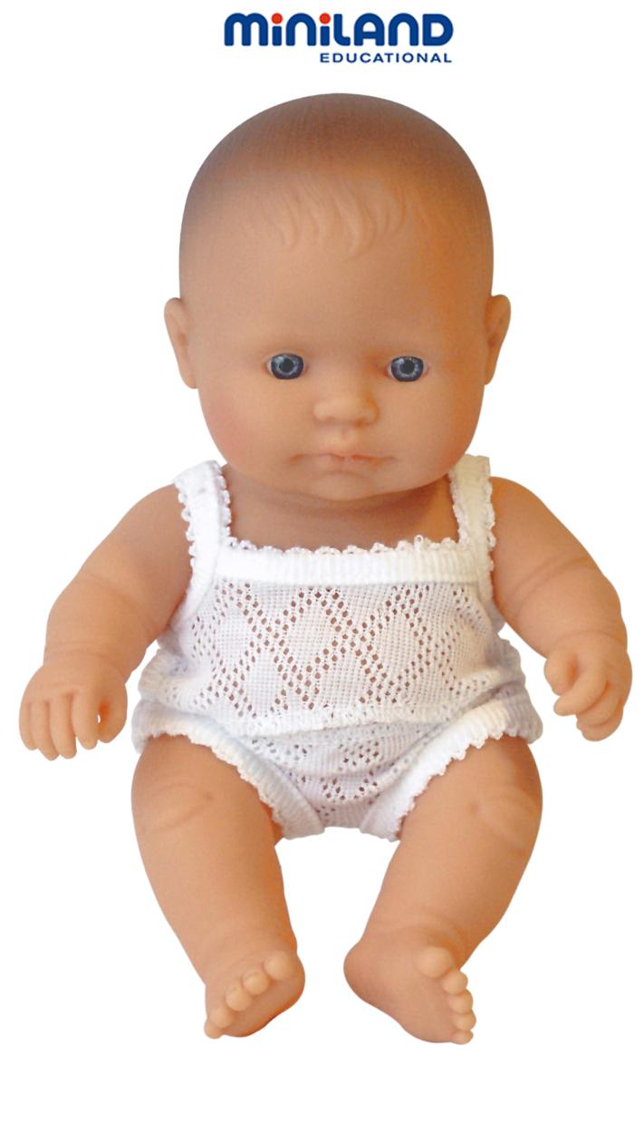 DDI 2350975 Newborn Baby Doll Boy Case of 4