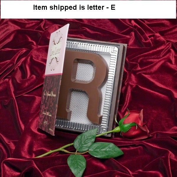 Astor Chocolate ULL-E Astor Chocolate Love Letter - E