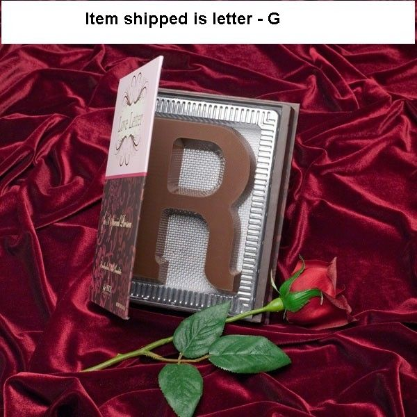 Astor Chocolate ULL-G Astor Chocolate Love Letter - G