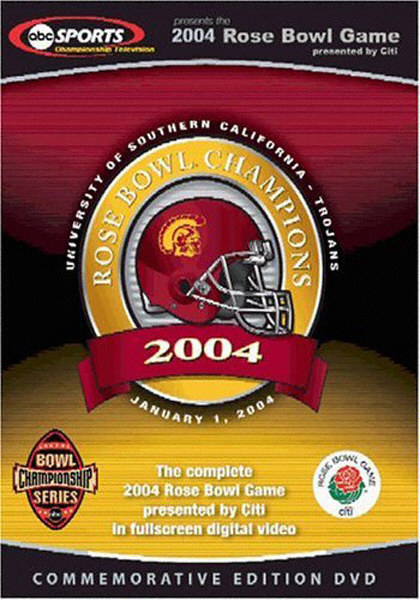 C. Alan 198 2004 Rose Bowl: Usc Vs. Michigan