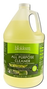 Biokleen 717256000042 All Purpose Cleaner Super Concentrated - 128 Ounce - 4-Pack