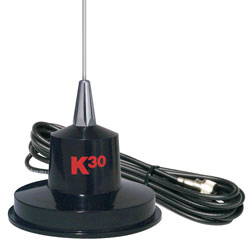 K40 Antennas & Accessories K-30 Mag Mt CB Ant 35ss Base Load Coil 300w