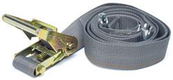 Kinedyne Corporation 641601 E-strap with Ratchet 16