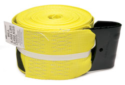 Kinedyne Corporation 423021 Strap 4x30 w - Flat Hook