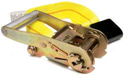 Kinedyne Corporation 519920 Strap 2short Section Ratchet Flat Hook