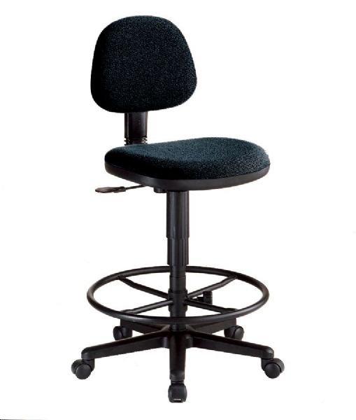 Alvin CH277-40DH Drafting Chair Comfort Black