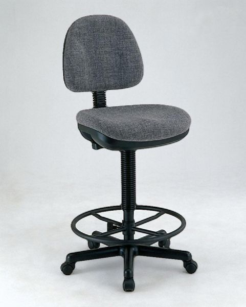 Alvin CH444-60DH Drafting Chair Premo Med Grey
