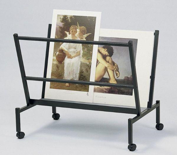 Alvin PHR100-BK Large Printholder Black