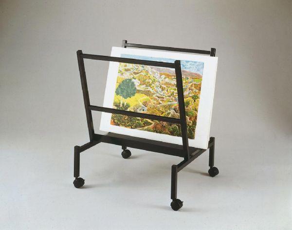 Alvin PHR50-BK Small Printholder Black