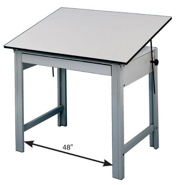 Alvin DM48LT Designmaster Office Tble 36x48