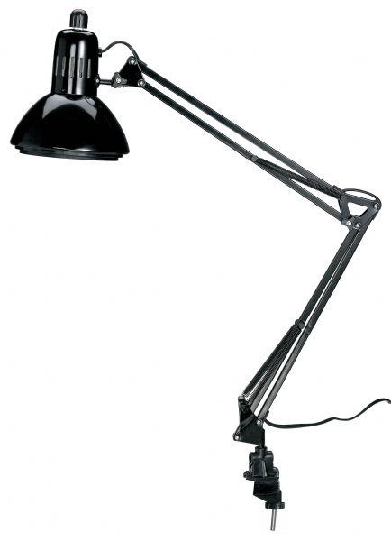 Alvin G2540-B Lamp Swing Arm Blk 100watt