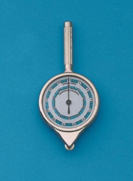 Alvin 1111 Map Measure-2 Face With Handle