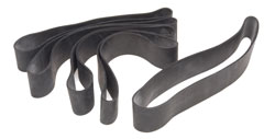 Roadpro RP7BAND 5 Pack Epdm Rubber Bands Uv Resistant