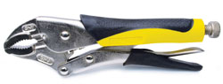 Roadpro RPS4028 10 Curved Locking Pliers